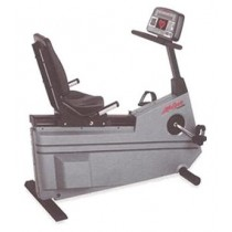 Life Fitness classic 9500 recumbent bike Refurbished