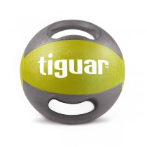 Tiguar medicine ball 7 kg (olive/grey)