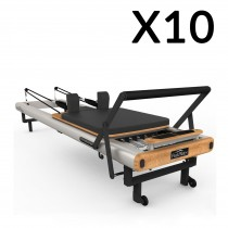 10 x Peak Pilates Fit Reformer Pack