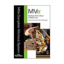 MVe® Perfect Pair Chair and Reformer Workout DVD