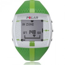POLAR FT4 HEART RATE MONITOR TRAINING COMPUTER | GREEN
