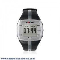 POLAR FT7 Heart Rate Monitor Training Computer Male | Black/Silver