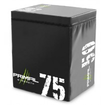 Primal Strength Commercial PU Covered Wooden Multi Plyo Box