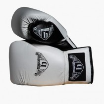 HATTON PRO SPARRING LEATHER LACE UP GLOVE (PAIR)
