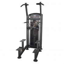 Primal Strength Dual Assisted Chin / Dip Selectorised Machine 100kg Stack - OUT OF STOCK
