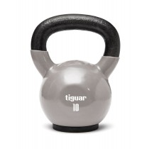 Tiguar kettlebells 10 kg (light grey)