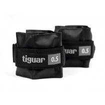 Tiguar ankle weights 0,5 kg pair (grey)