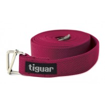Tiguar yoga strap (purple)