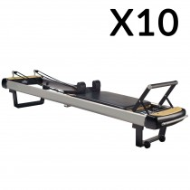 10 x Peak Pilates MVe® Reformer Pack