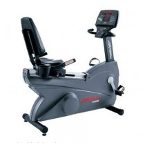 Life Fitness Next Generation 9500 Recumbent Refurbished Exercise Bike
