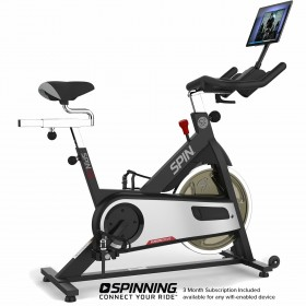 L9 Connected Spin® Bike w/ Tablet Mount