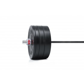 PROACTIVE Rubber Bumper Plates (Available in 5kg - 20kg weights)