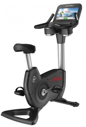 Life Fitness Elevation Series Discover SI Upright Bike