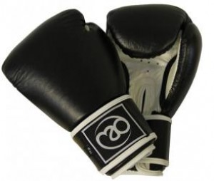TMG Pro Style Leather Sparring Gloves