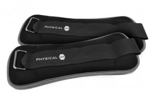 PHYSICAL COMPANY WRIST AND ANKLE WEIGHTS - PAIR