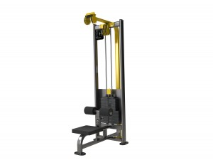Exigo Dual Cable Lateral Pulldown