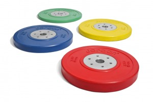 Jordan Calibrated Olympic Competition Plates (10kg - 25kg)