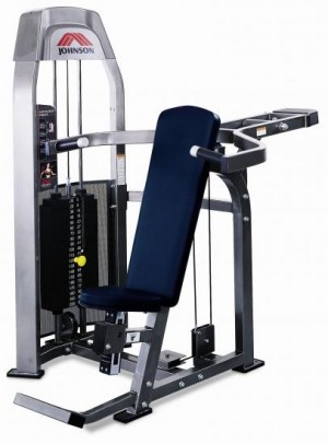 Johnson - SU-154 Shoulder Press Machine