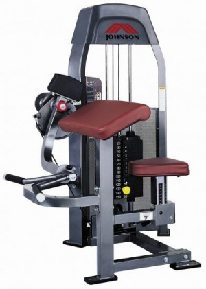 Johnson - SU-157 Bicep Curl Machine