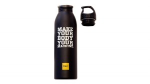 TRX Stainless -steel water bottle
