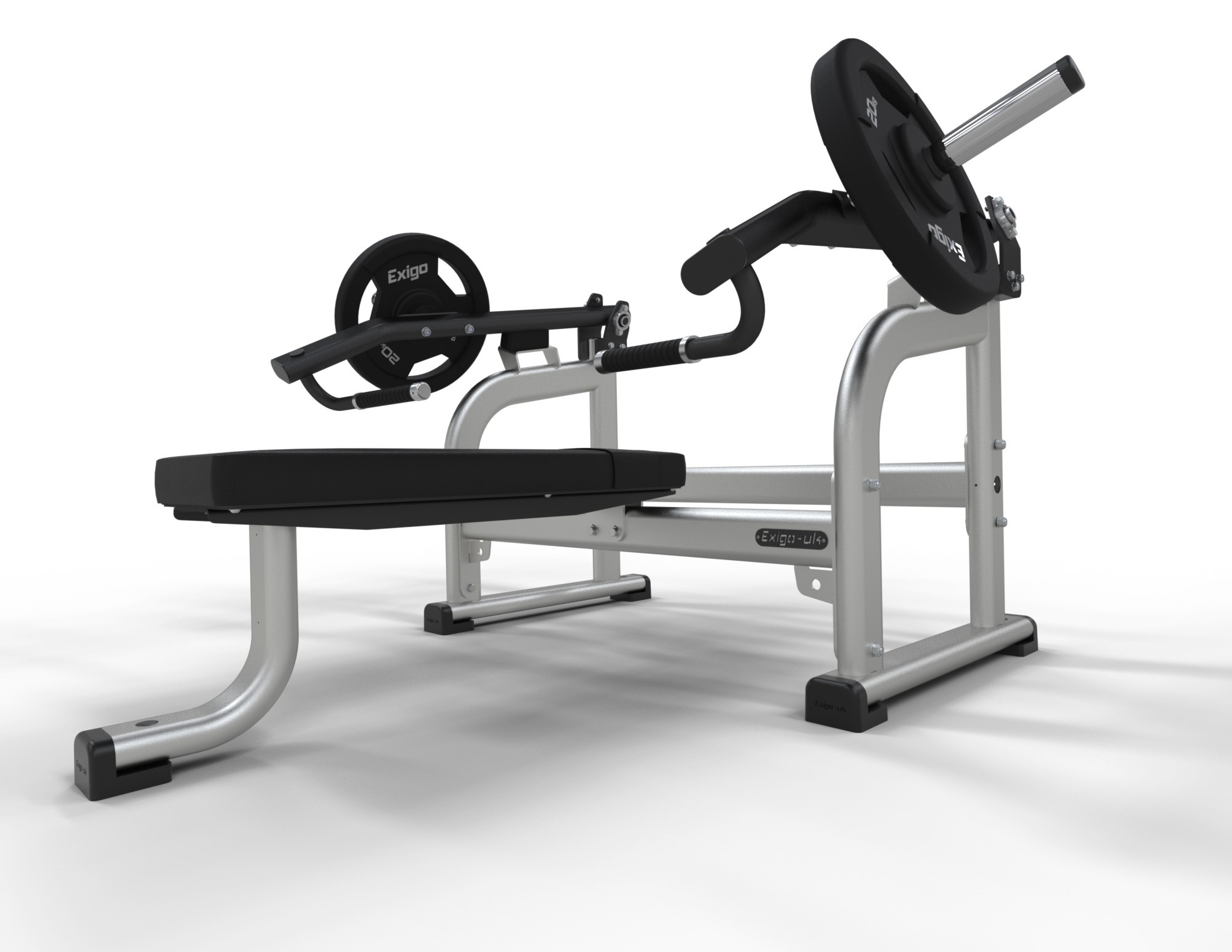 Lateral Flat Chest Press