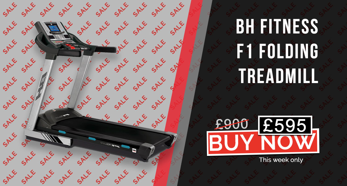 BH Fitness F1 Treadmill Offer