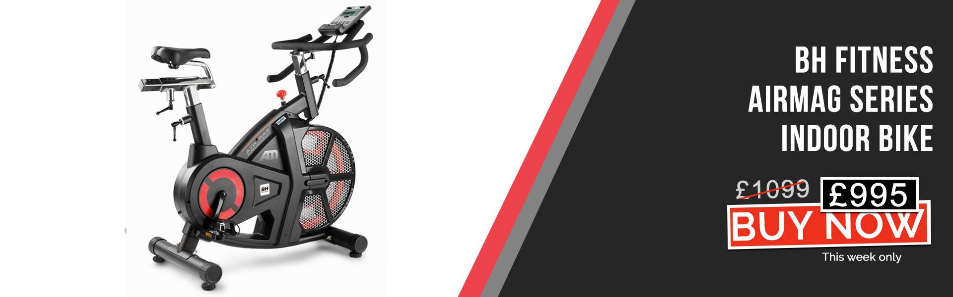 BH Fitness Airmag Indoor Bike