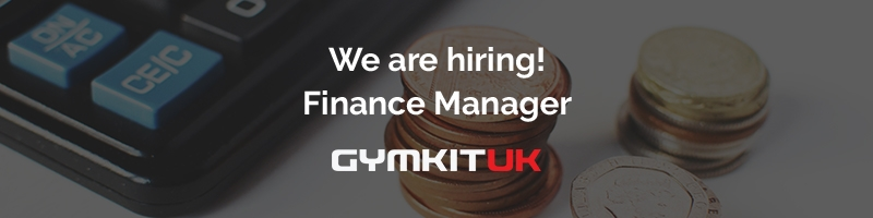 Gymkit UK is hiring a finance manager