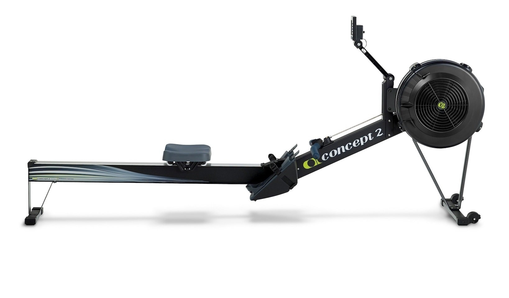 Concept 2 Model D with PM5 Indoor Rower
