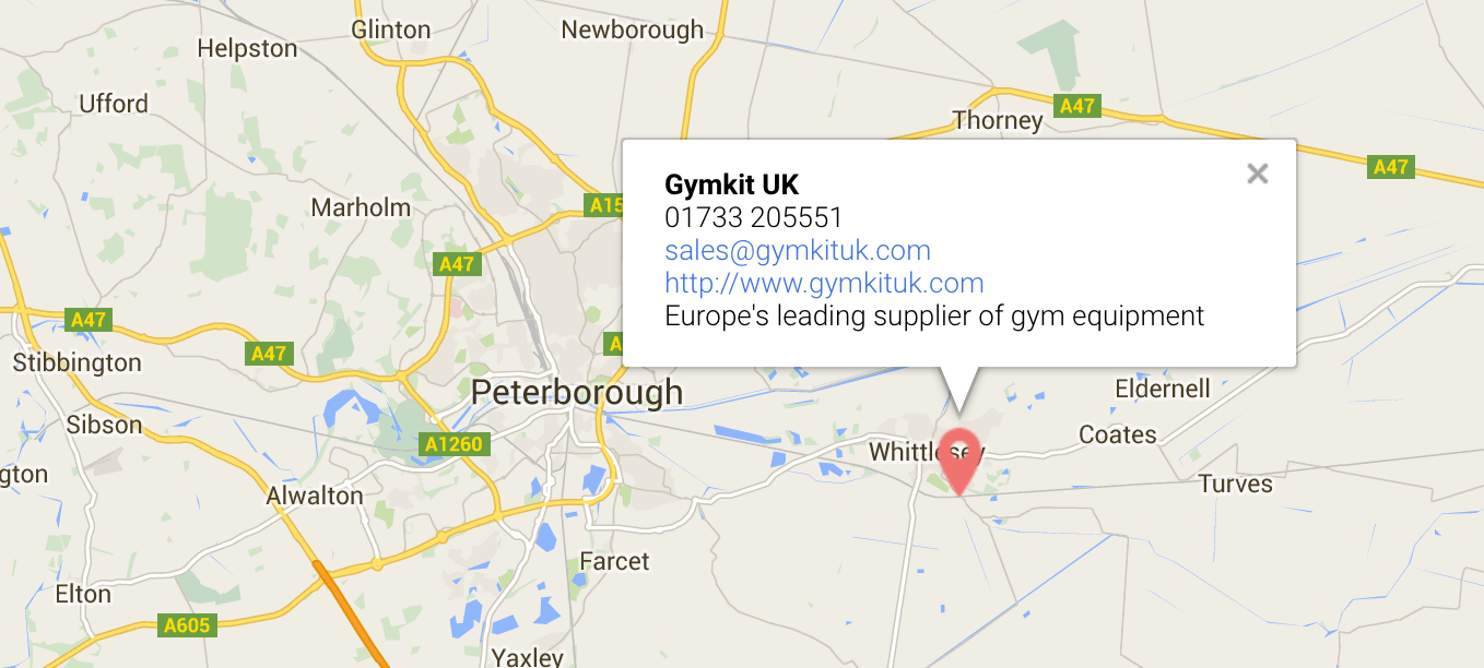 Gymkit UK Gym Equipment Whittlesey
