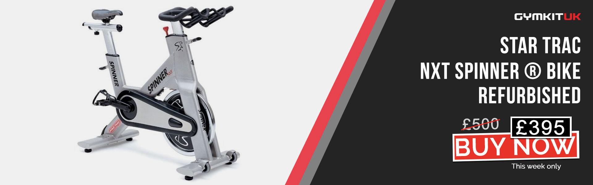 Star Trac NXT Spinner ® Bike