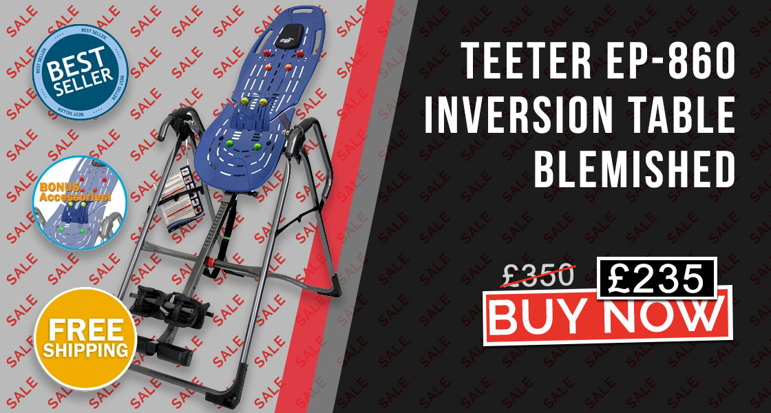 Teeter EP860 Inversion Table