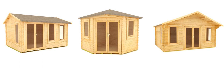 Log cabin transformation