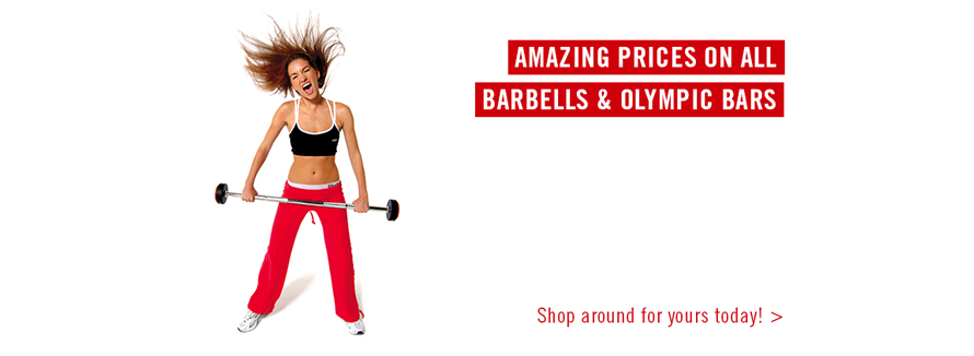 Barbells and Olympic Bars