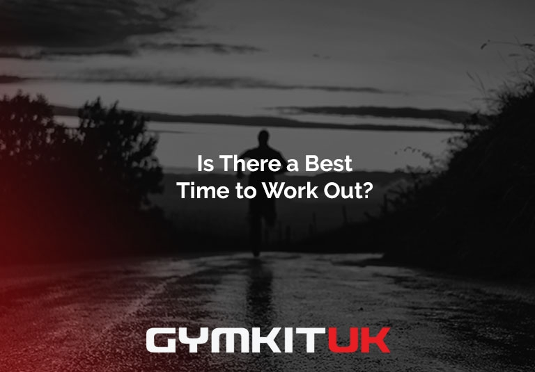 Is There a Best Time to Workout?