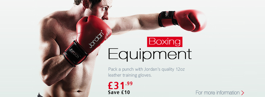 Jordan Fitness Boxing Gloves