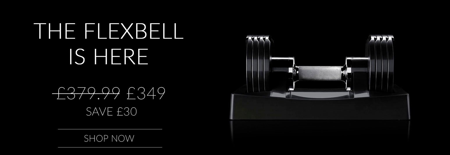 Flexbell Adjustable Dumbbell