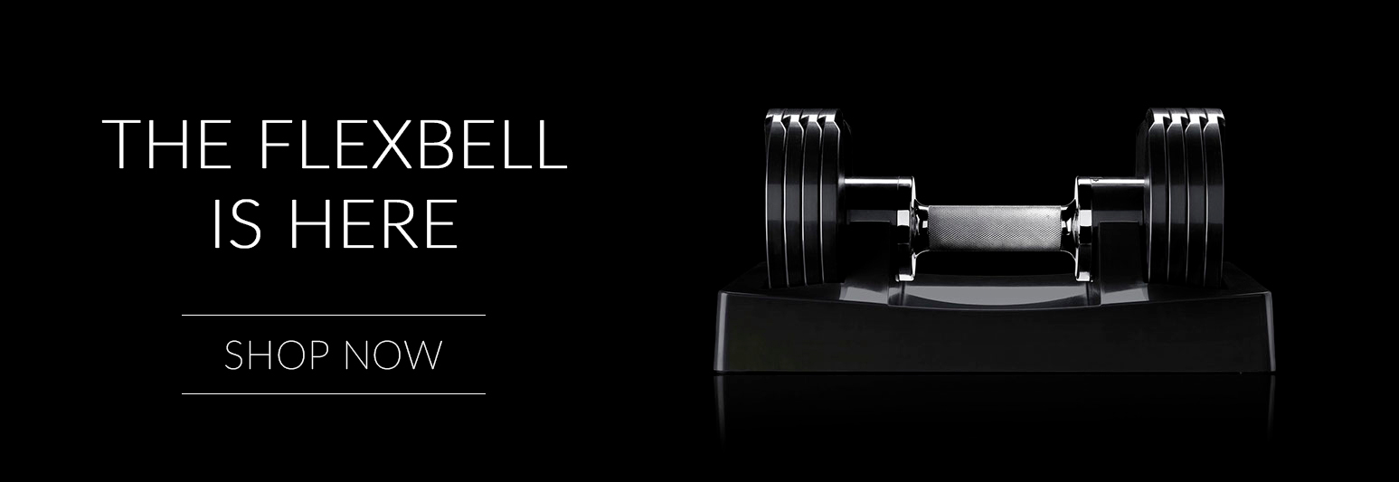 Flexbell Adjustable Dumbell