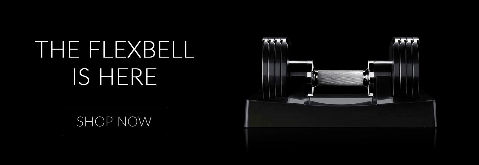 Flexbell Adjustable Dumbell