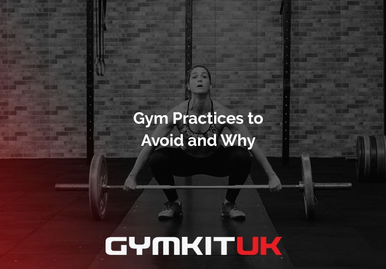 Gym Practices to Avoid and Why