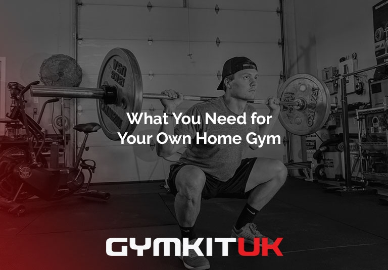 what do i need for a home gym