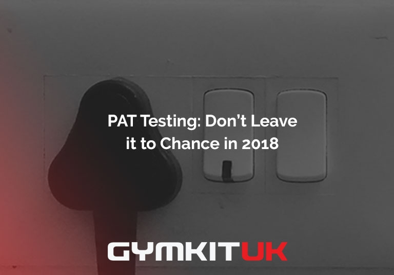PAT Testing: Don't Leave it to Chance in 2018