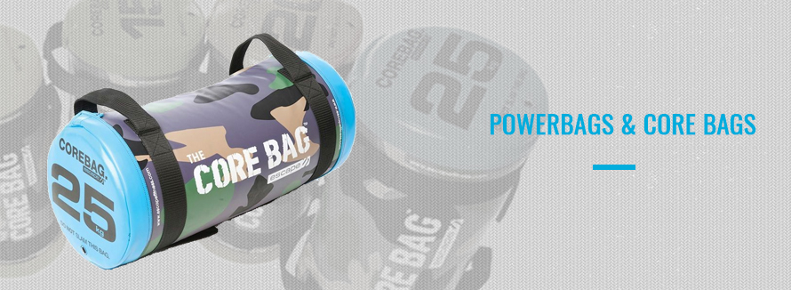 Powerbags and Core Bags for Sale
