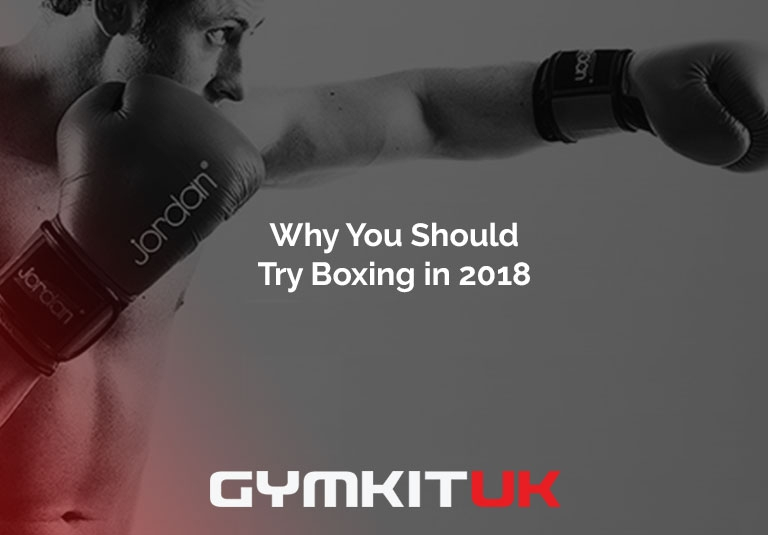 why you should try boxing in 2018