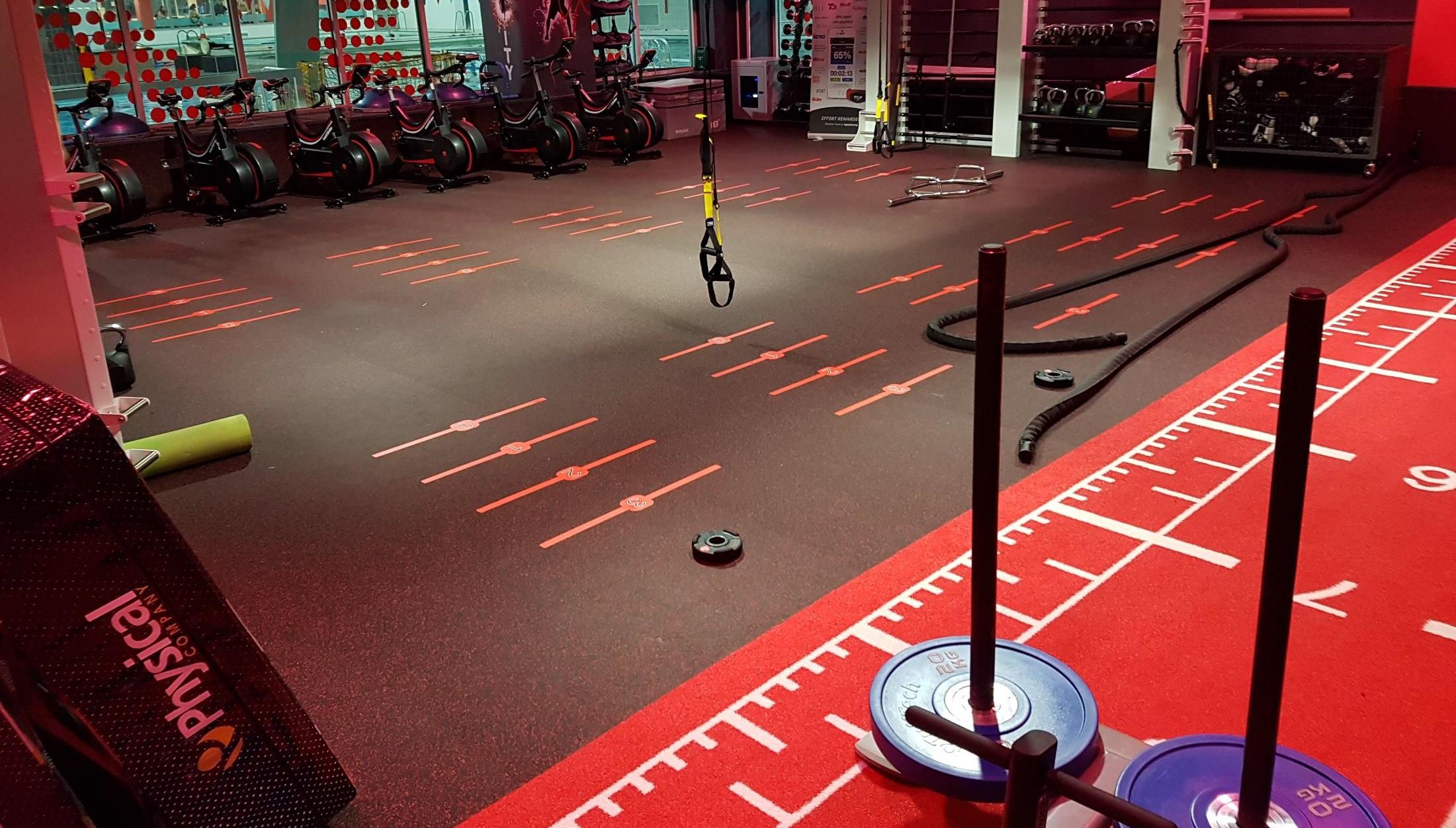 Gym Flooring Amp Fitness Flooring Solutions Gymkit Uk
