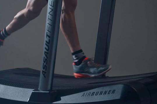 Manual Assualt AirRunner Treadmill